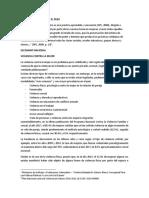 Violencia de Género en El Perú