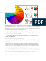_mixing Acrylics Colors