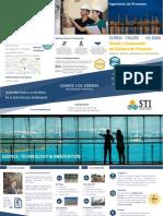 Brochure Cursos STI Consultores 3