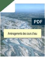 Aménagements Des Cous d'Eau_Chap 1-2-3