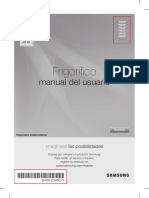 Manual Refri -DA68-02945D 5 XZS-Spanisha