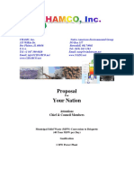 1 MW Typical Proposal