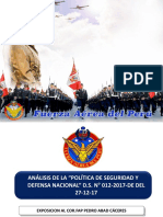 Exposicion Seguridad y Defensa