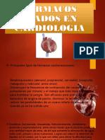 Fármacos Usados en Cardiologia