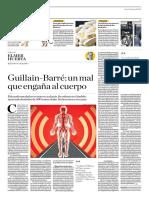 Guillain-Barré, Unmal Que Engaña Al Cuerpo