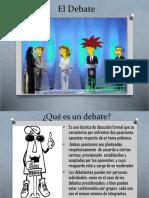 el debate