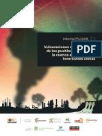 Impactos de los proyectos extractivistas chinos en la Amazonia