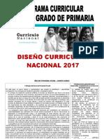 4to Grado Primaria Pci 2017