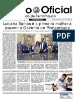 Diário Oficial Do Dia 03-05-2019