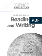 Reading and Writing Grade 6 Science (a Closer Look)