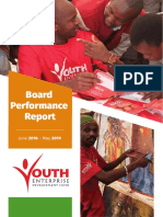 Youth Enterprise Development Fund Board Report