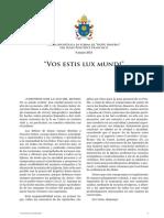 Carta-Apostólica-Motu-proprio-del-Papa-Francisco-Vos-estis-lux-mundi