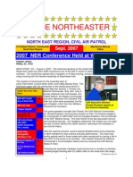 Northeast Region - Sep 2007