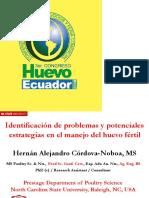 3CH Ecuador Incubation