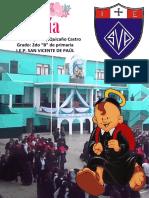 San Vicente Afiche