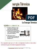Energía Térmica y Temperatura