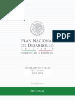 Plan Sectorial de Turismo