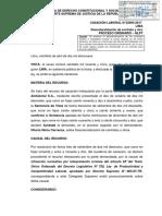 Cas. Lab. N° 22095-2017-Lima (Caso Hilario Neira vs. Innova Ambiental S.A.)