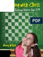 Thinking With Chess - Teaching Children Ages 5-14