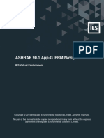 Navigator for Ashrae 90.1 App. g - Prm User Guide