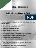 Exercicios de Figuras de Linguagem
