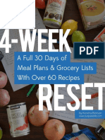 30-Day Meal Plan