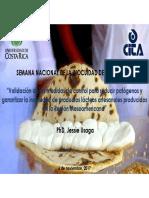 7. Validación de Las Medidas de Control de Inocuidad Jessie Usaga CITA UCR