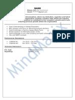 Hadoop Sample Resume 2 (1)