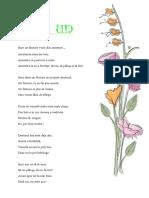 Sunt Un; Poezie2