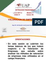 Semana 08a -Valoracion_de_empresas - 2da. Parte
