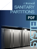 Sanitary.partitions.2012