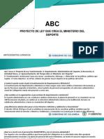 ABC Ministerio Del Deporte Col