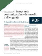 Comunicación y Desarrollo del Lenguaje  revista100_26-31