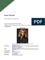 Isaq Newton