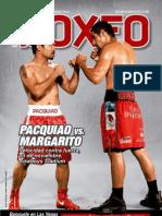 Boxeo La Revista - Nov 2010