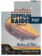 Zeppelin Raider Rules