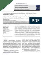 Larsen2012_Pigment-Prudcing Granulomatous Myopathy in Atlantic Salmon