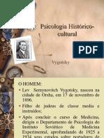 Psicologia Historicocultural