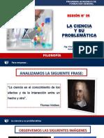 6. La Ciencia y Su Problemática