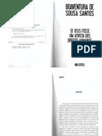 Boaventura -  Prefácio e Introdução