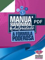 Manual Do Anonimato à Autoridade a Fórmula Poderosa Vídeo 1