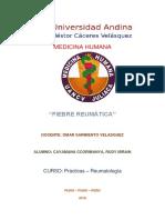 Fiebre Reumatica - monografia básica