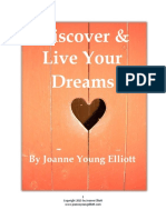 revised finding your purpose   living your dreams
