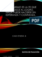 Eysenk b diapositivas