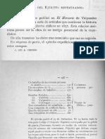 Articulo Del Periodico El Mercurio Sobre El Tratado de Paucarpata El 1837