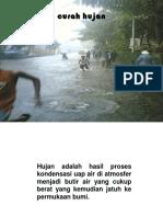 Faktor Phsik (Hujan) - POLTAN S2