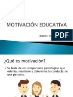 Motivación Educativa