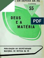 CADERNO 55 Deus e a materia.pdf