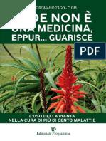 Aloe Non e Una Medicia Eppur . Guarisce - Padre Romano Zago o.f.m