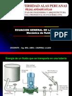 Ecuacion General de Energia
